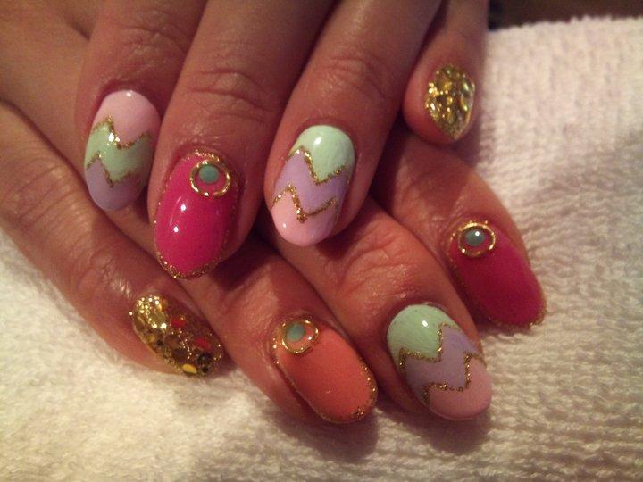 acrylic nails koreatown photo - 1