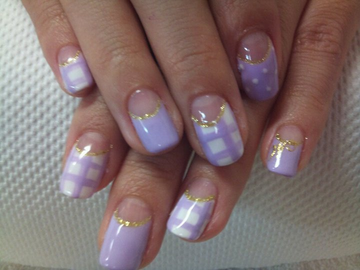 acrylic nails koreatown photo - 2