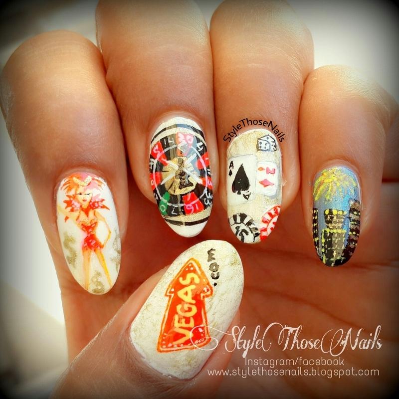acrylic nails las vegas photo - 2
