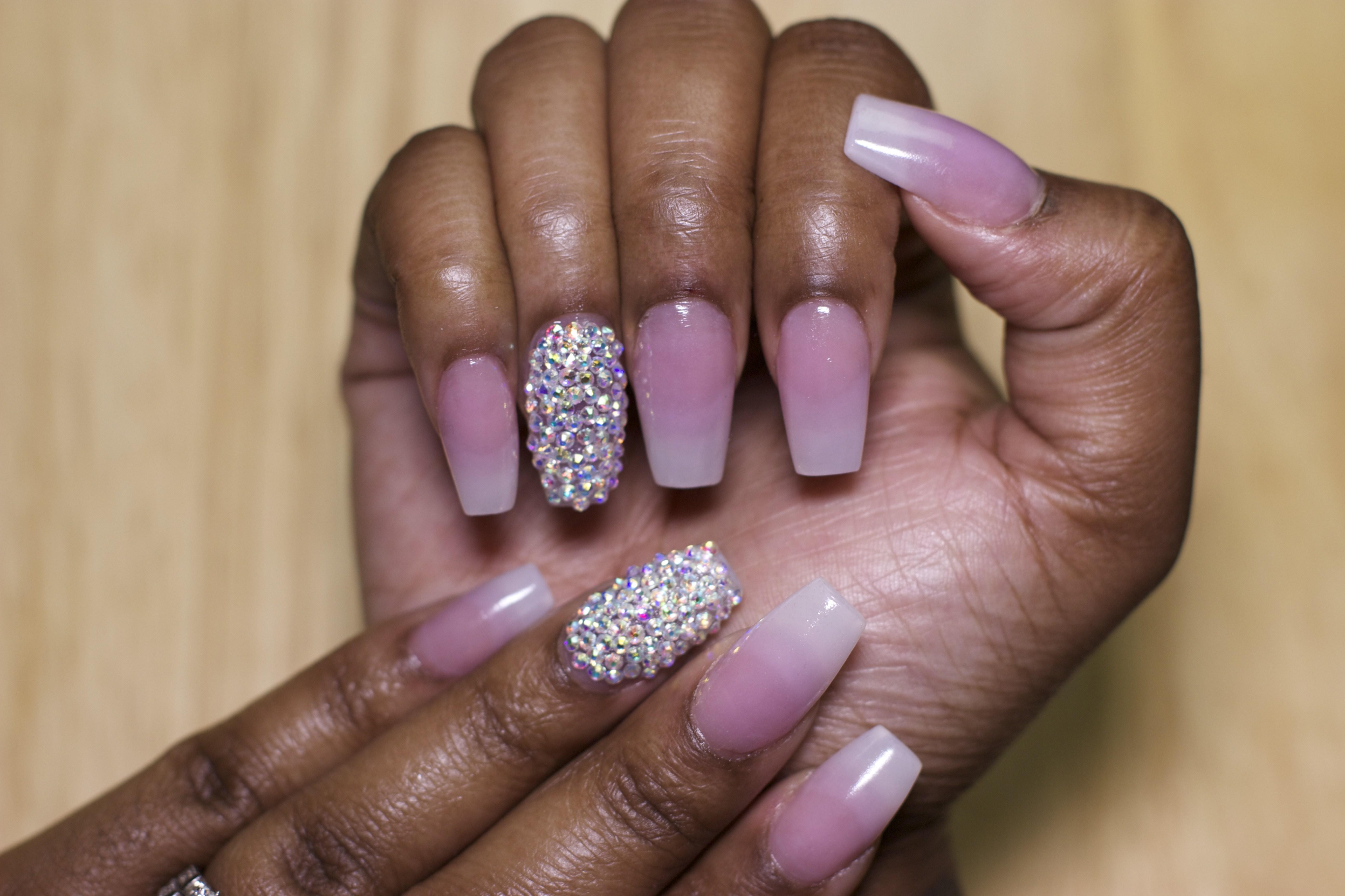 acrylic nails lift photo - 1