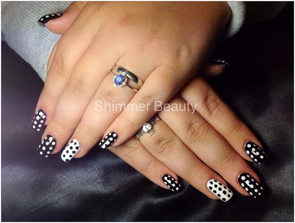 acrylic nails lift photo - 2