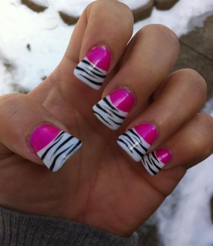 acrylic nails nyc photo - 2