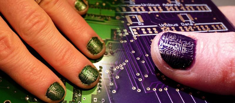 Acrylic nails nyc - Expression Nails