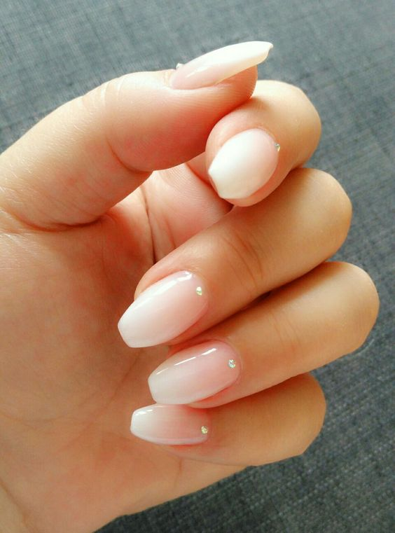 Acrylic nails ombre - Expression Nails