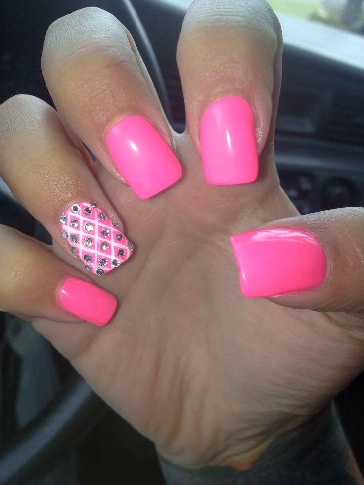 acrylic nails options photo - 2