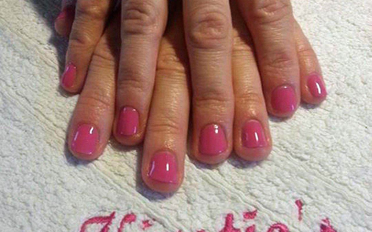 acrylic nails oswestry photo - 2