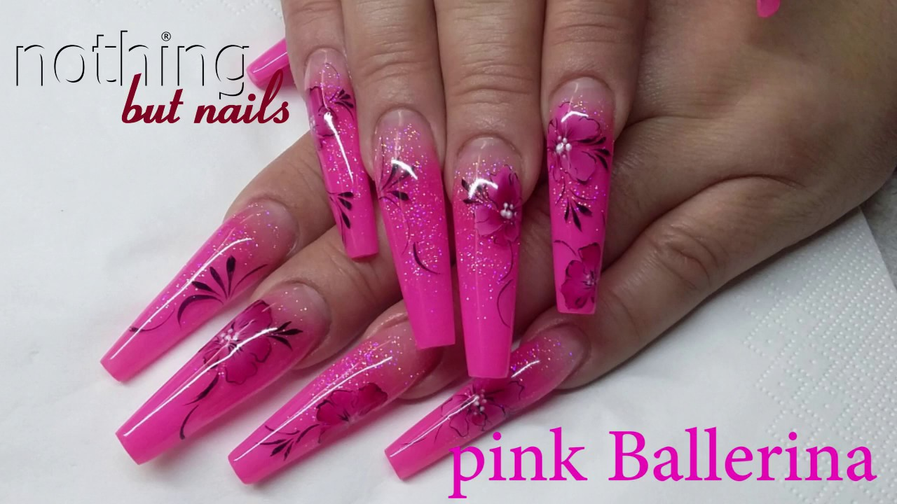 acrylic nails picture photo - 2