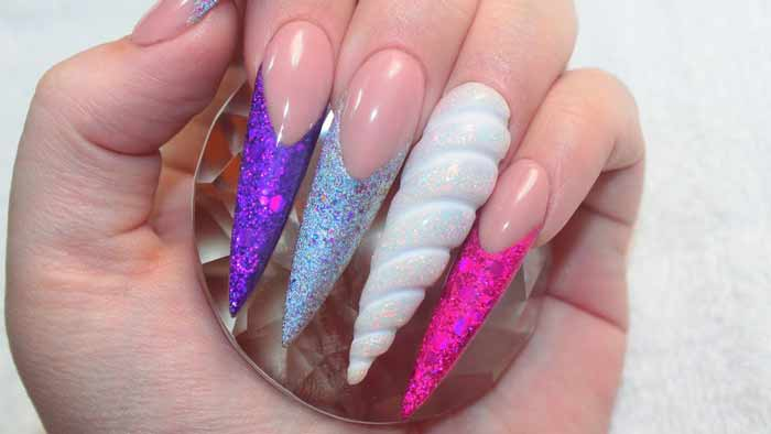 acrylic nails polish remover photo - 1