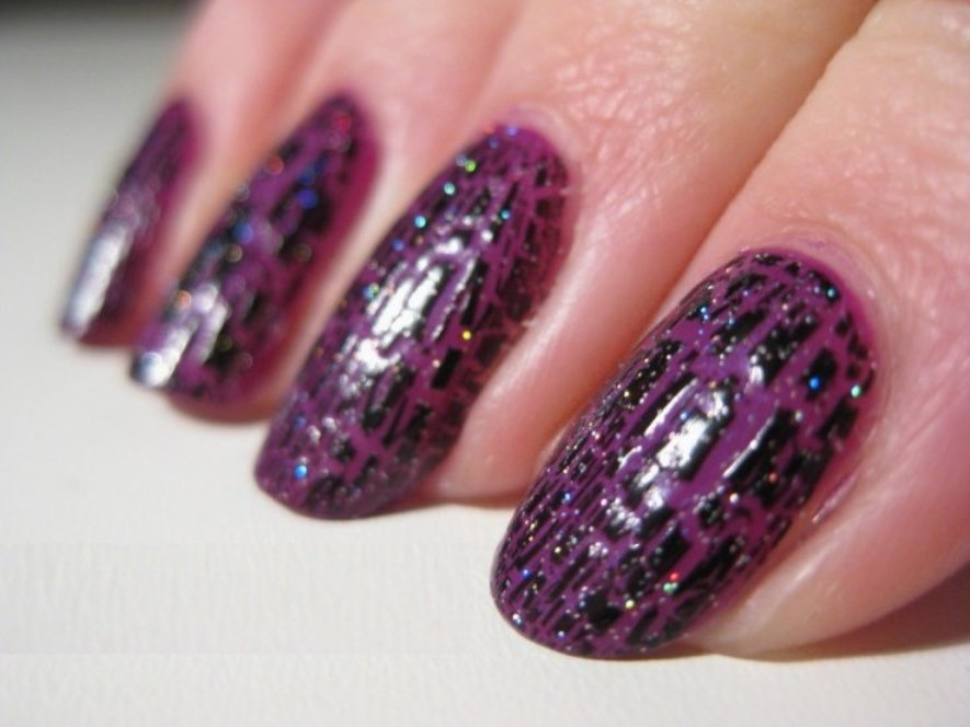 acrylic nails press on photo - 1