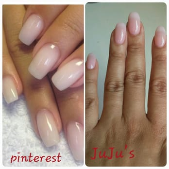 acrylic nails queens photo - 1