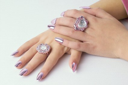 acrylic nails quiz photo - 1