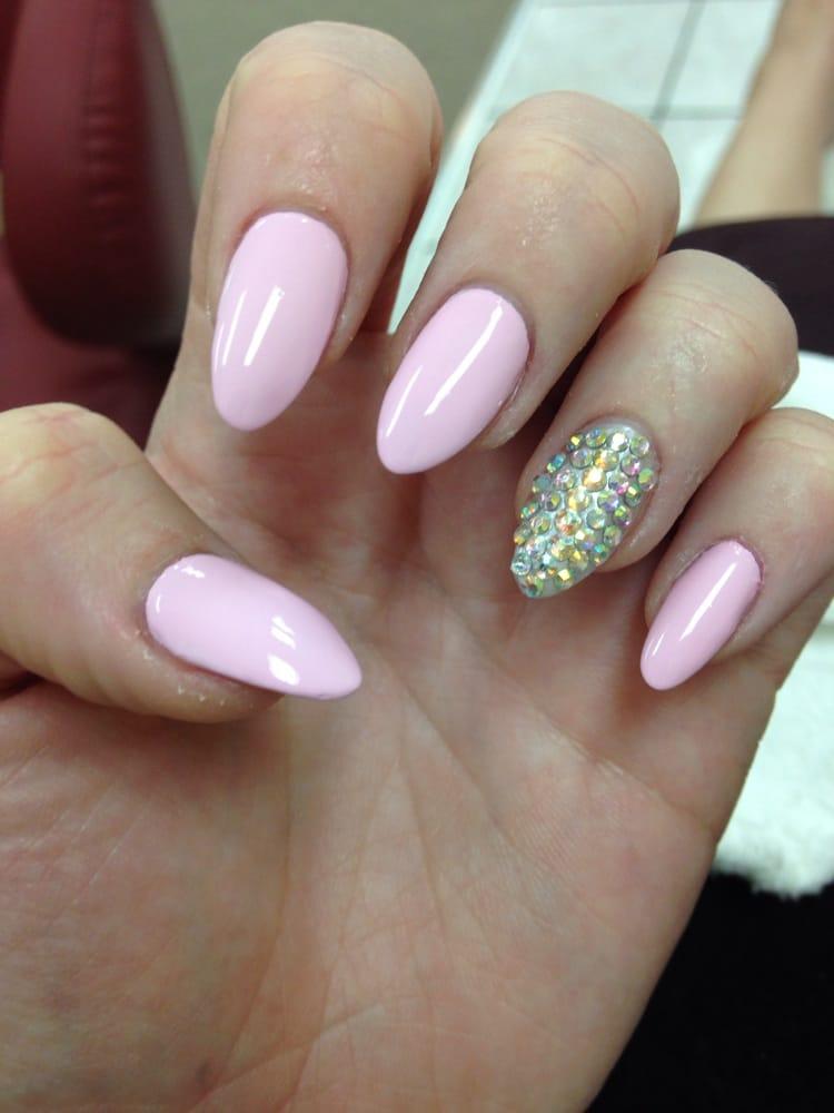 acrylic nails salmond photo - 2