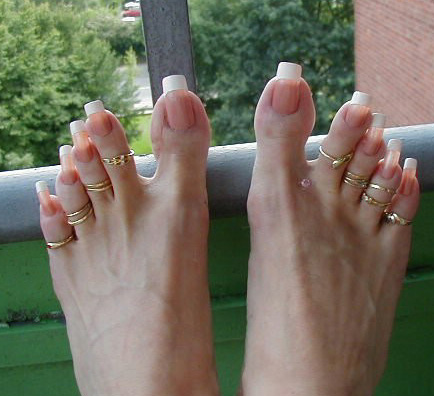 acrylic nails salon photo - 2