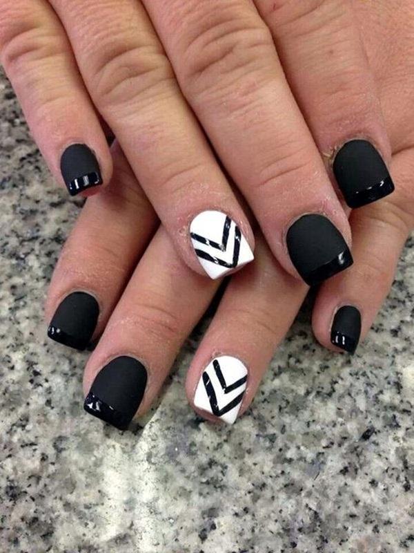 acrylic nails satisfying photo - 2