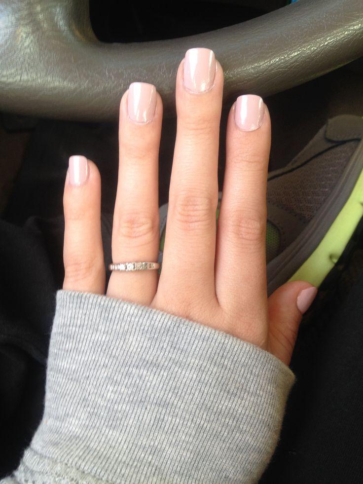 acrylic nails snowflakes short photo - 2