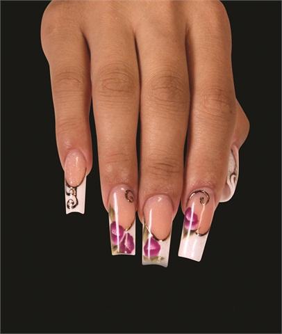 acrylic nails system mia secret photo - 1