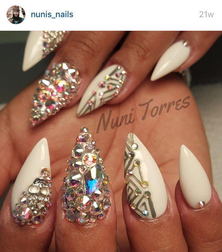 acrylic nails telford photo - 2