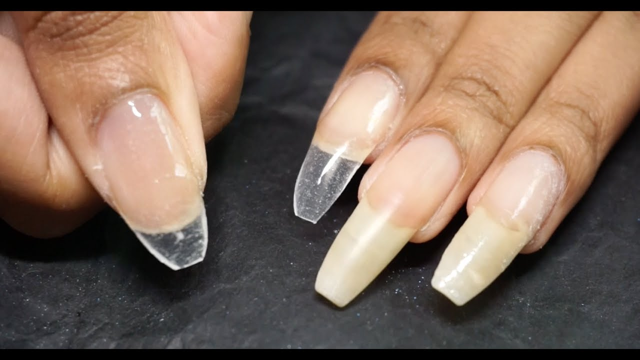 Acrylic nails vs gel nails - Expression Nails