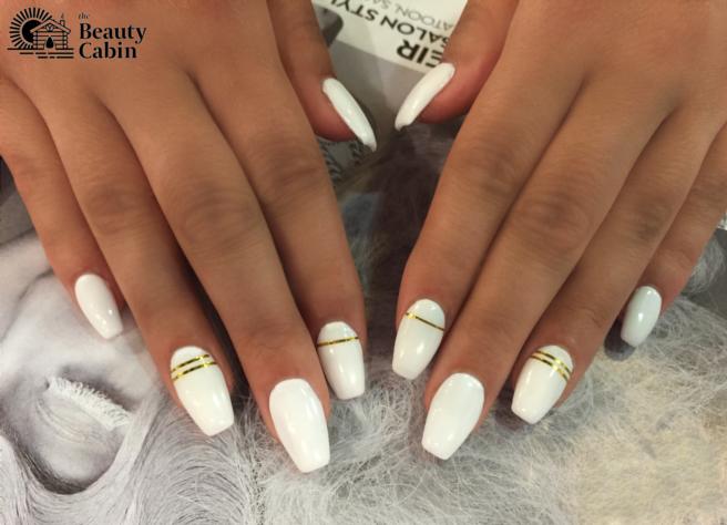 acrylic nails vs gel powder photo - 2