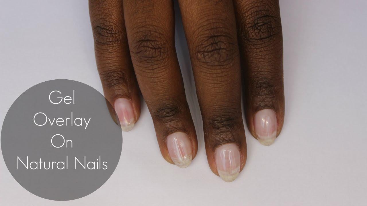 acrylic nails vs polygel photo - 2