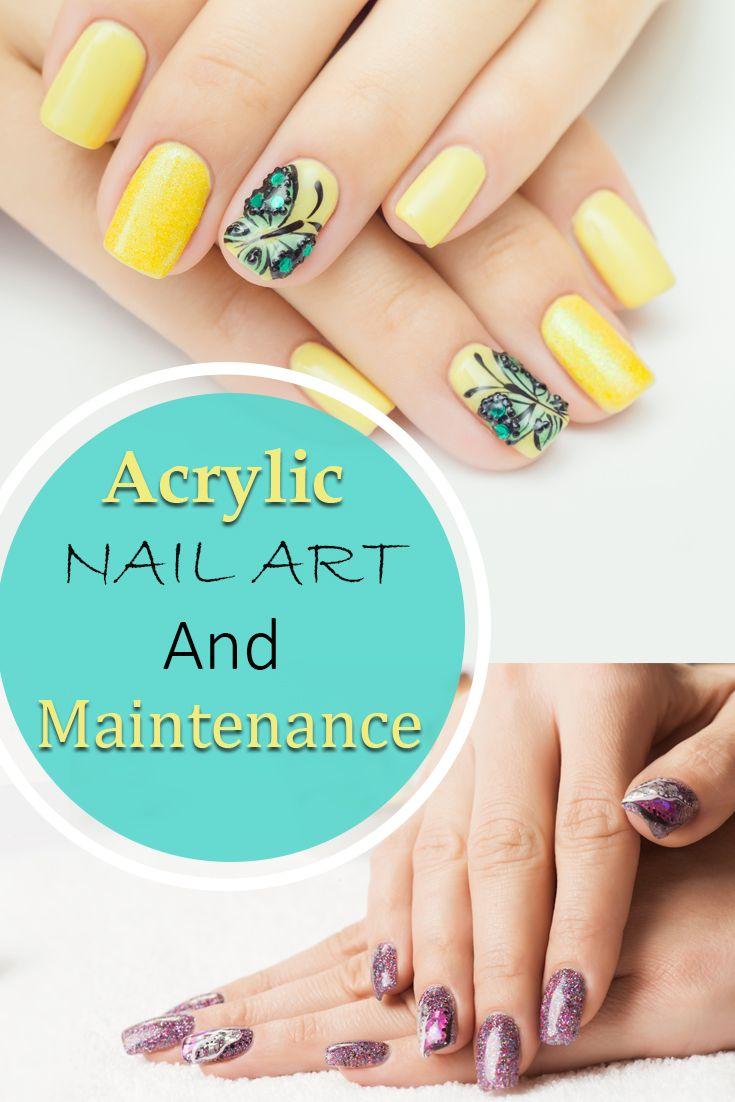 acrylic nails witham photo - 1