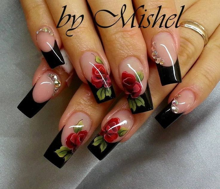 acrylic nails x photo - 1