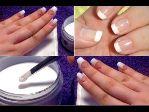 acrylic nails youtube how to do photo - 1