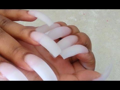 acrylic nails zamalek photo - 1