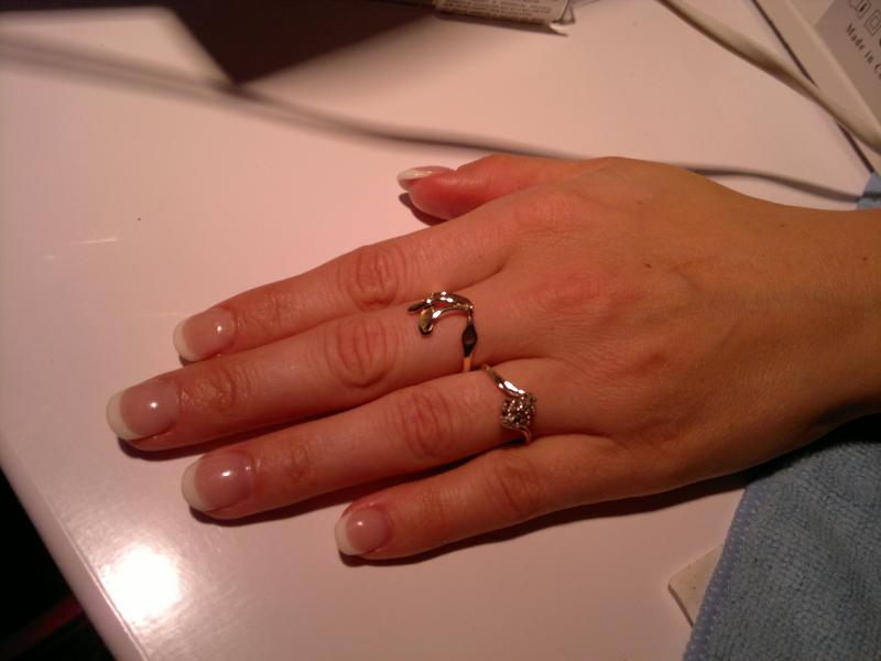 acrylic nails zurich switzerland photo - 2