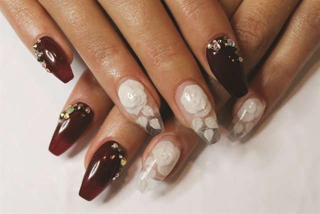 acrylic paints for nails photo - 2