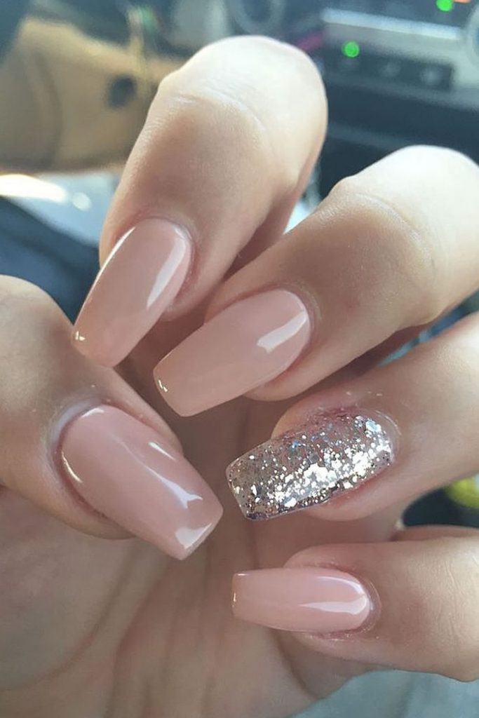acrylics or gel nails photo - 2