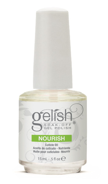 adesse cuticle oil gel nails photo - 2