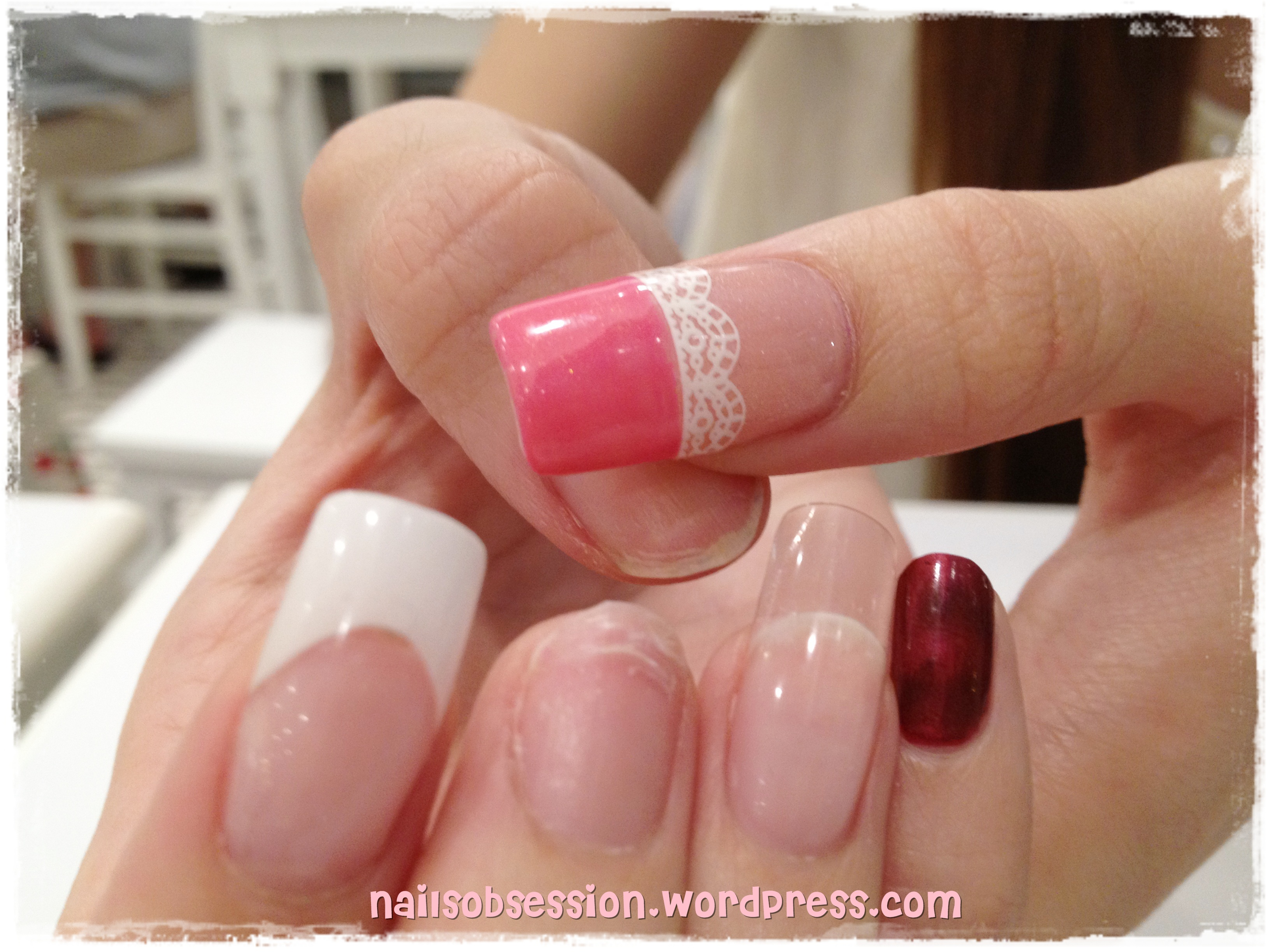 air files for acrylic nails photo - 2