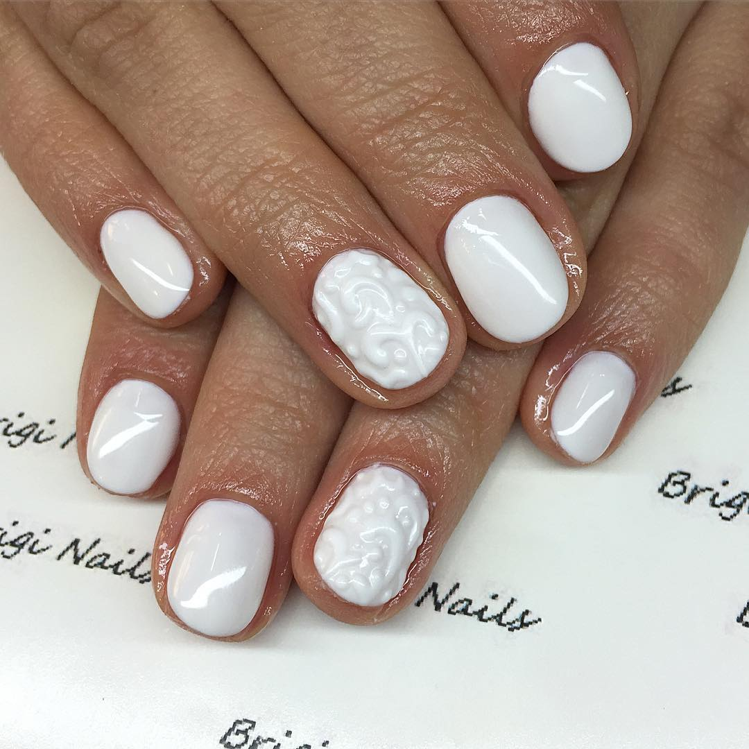 all about acrylic nails photo - 1