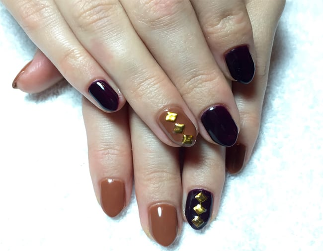 american acrylic nails photo - 2