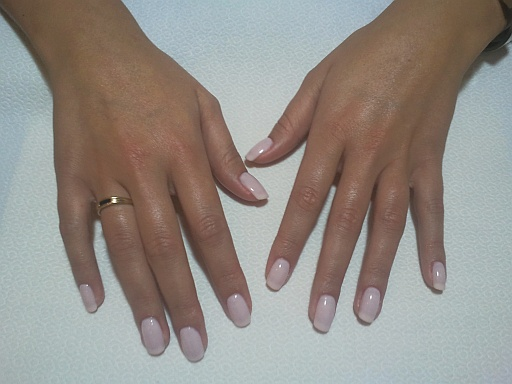american gel nails photo - 1