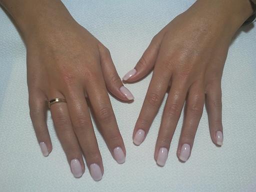 american gel nails photo - 1