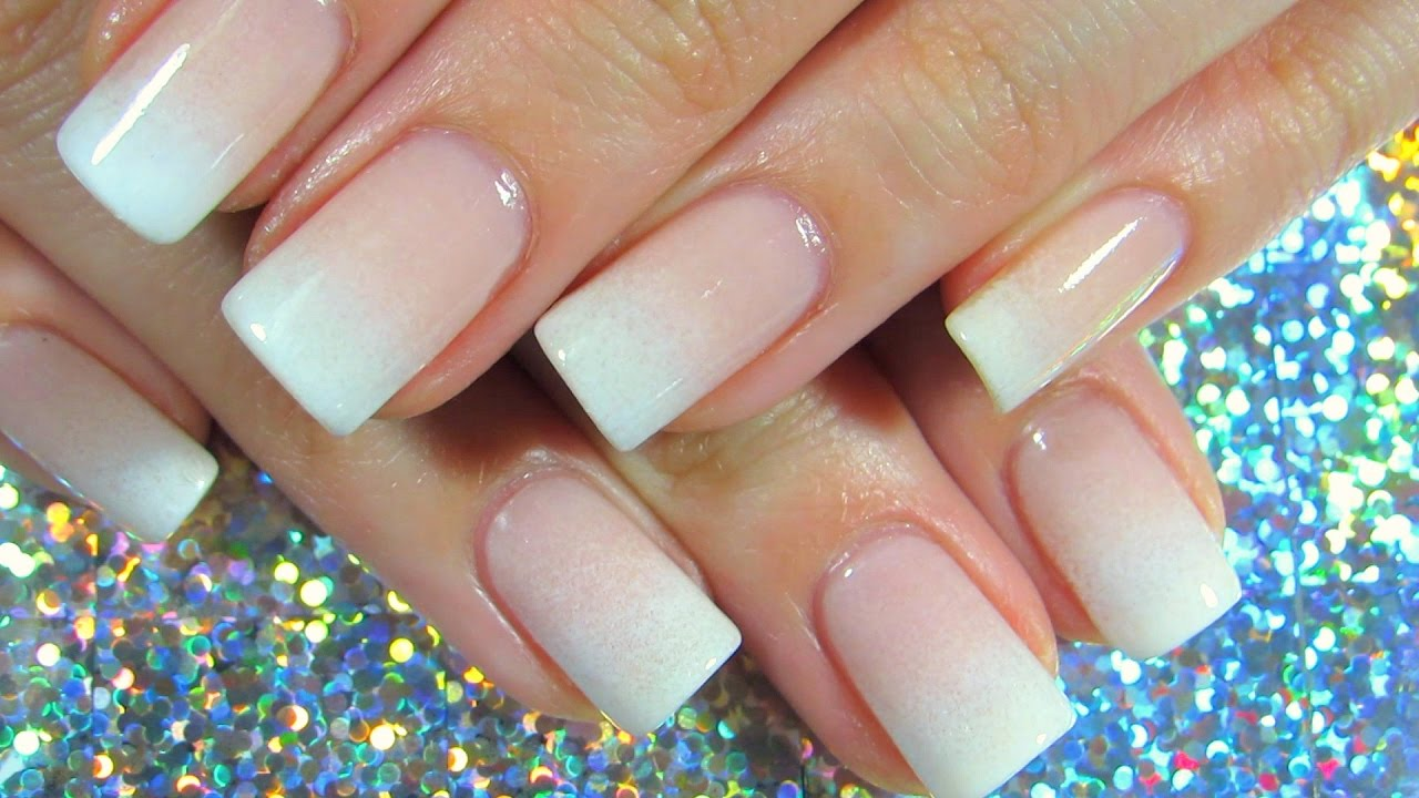 American manicure acrylic nails expression nails american manicure acrylic nails photo 3 solutioingenieria Images