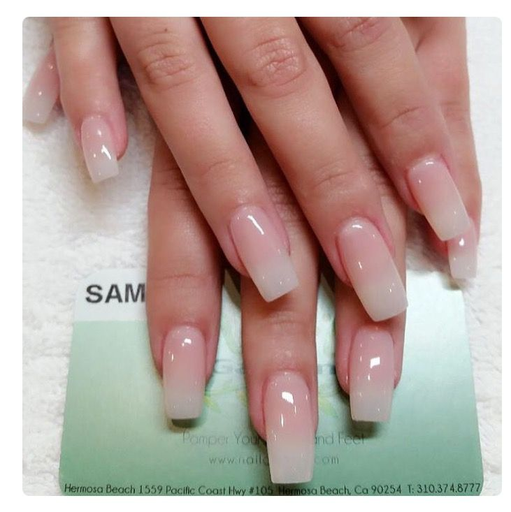 American manicure gel nails expression nails american manicure gel nails photo 3 solutioingenieria Images