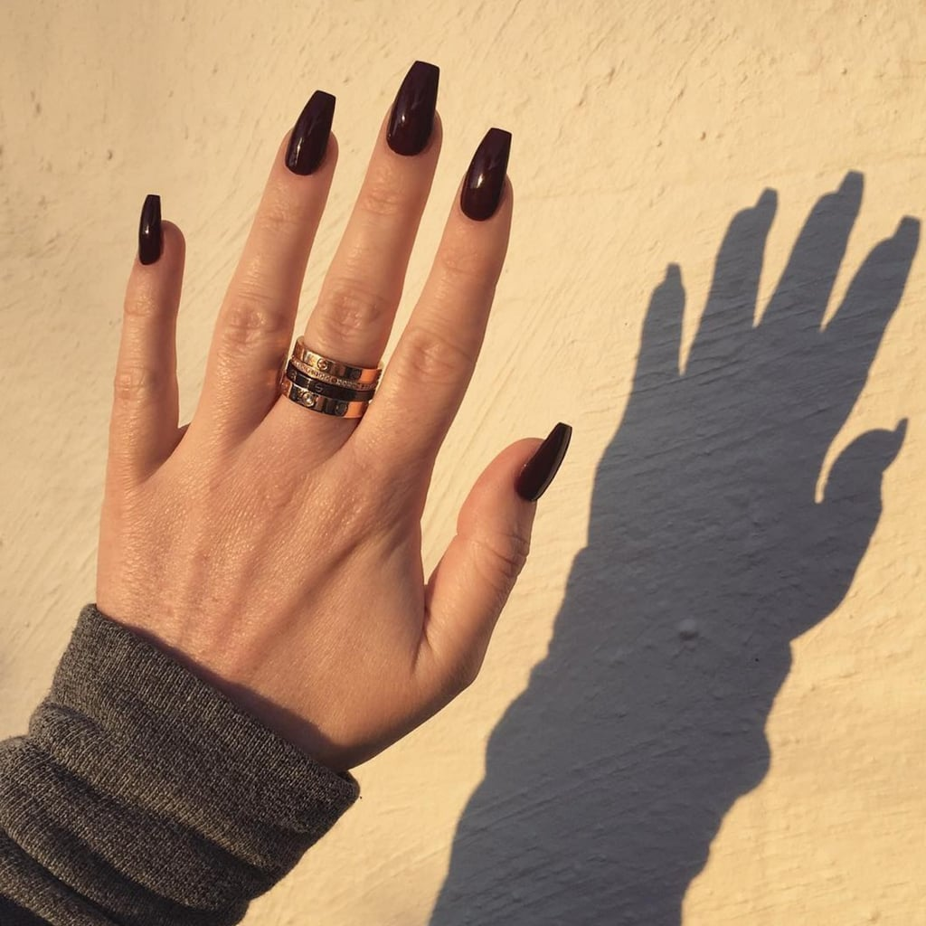 are acrylic nails vegan photo - 1