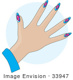 are chemicals used for acrylic nails toxic photo - 2