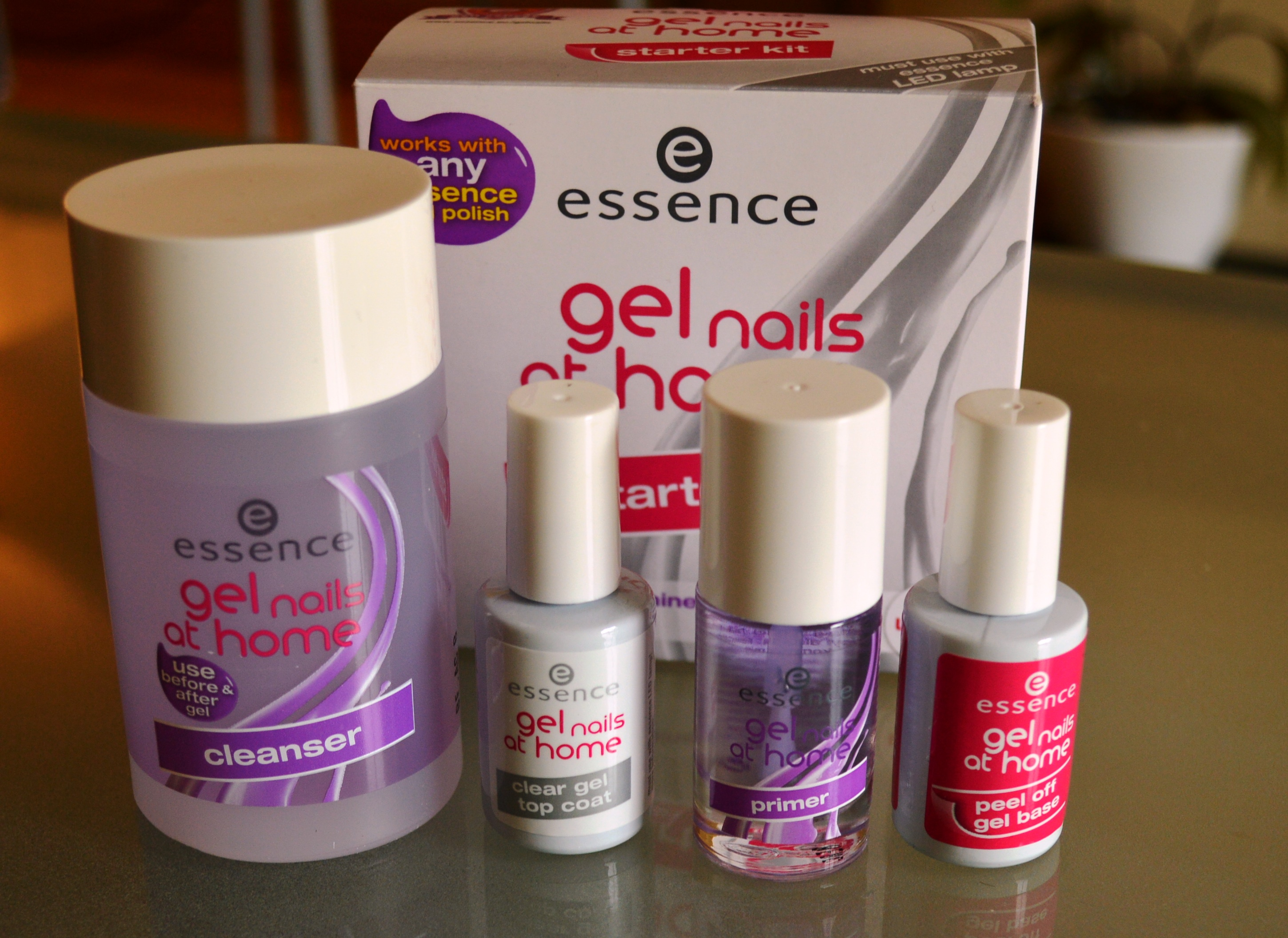 At home gel nails kit - Expression Nails