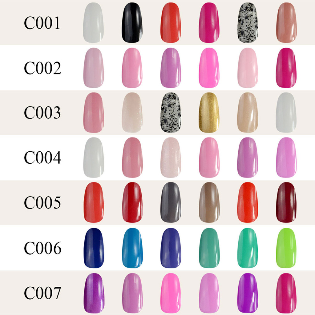 average price for a set of acrylic nails photo - 2