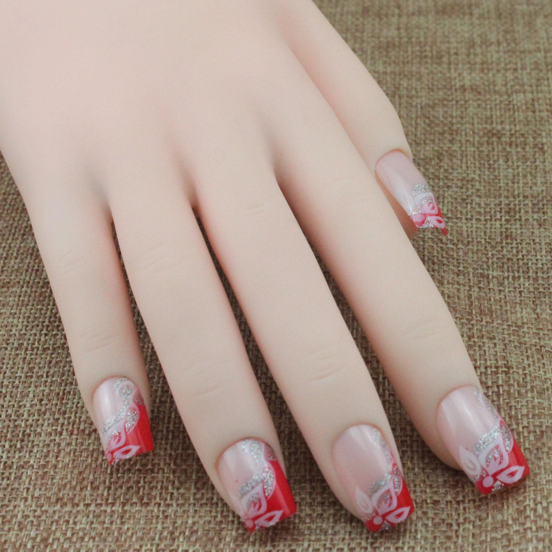 average price full set acrylic nails photo - 1