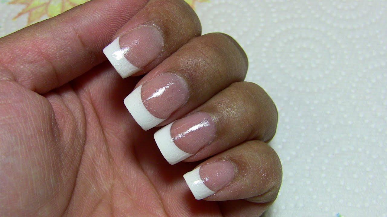 Bad acrylic nails - Expression Nails