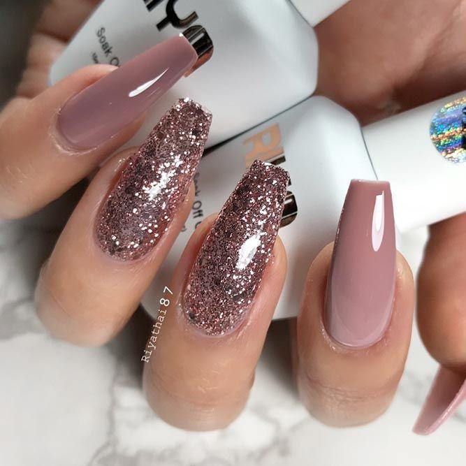 ballerina stiletto nails photo - 1