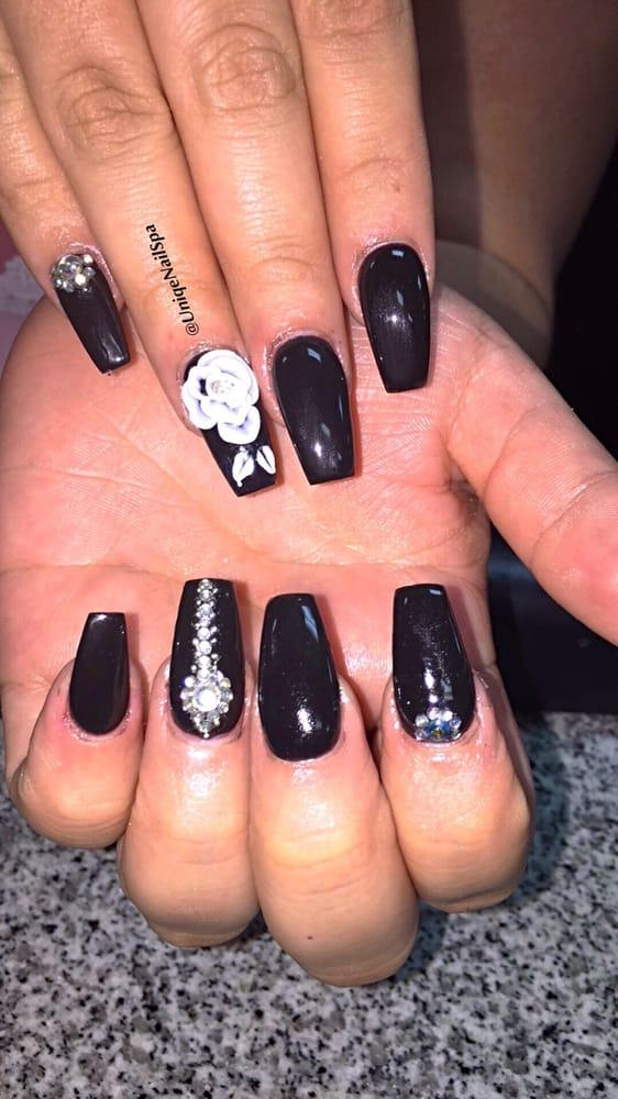 best 3d coffin nails photo - 1