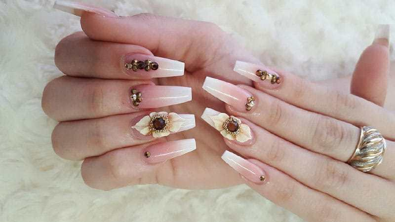 best 3d coffin nails photo - 2