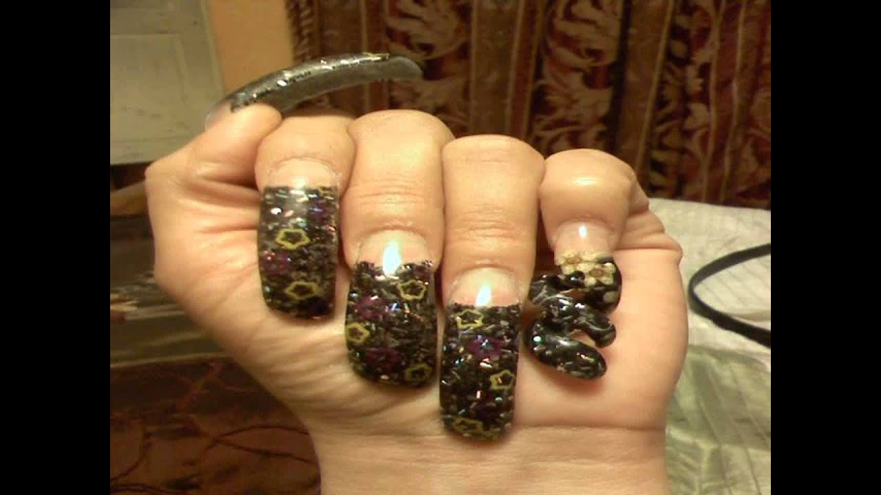 Best acrylic nails near me - Expression Nails