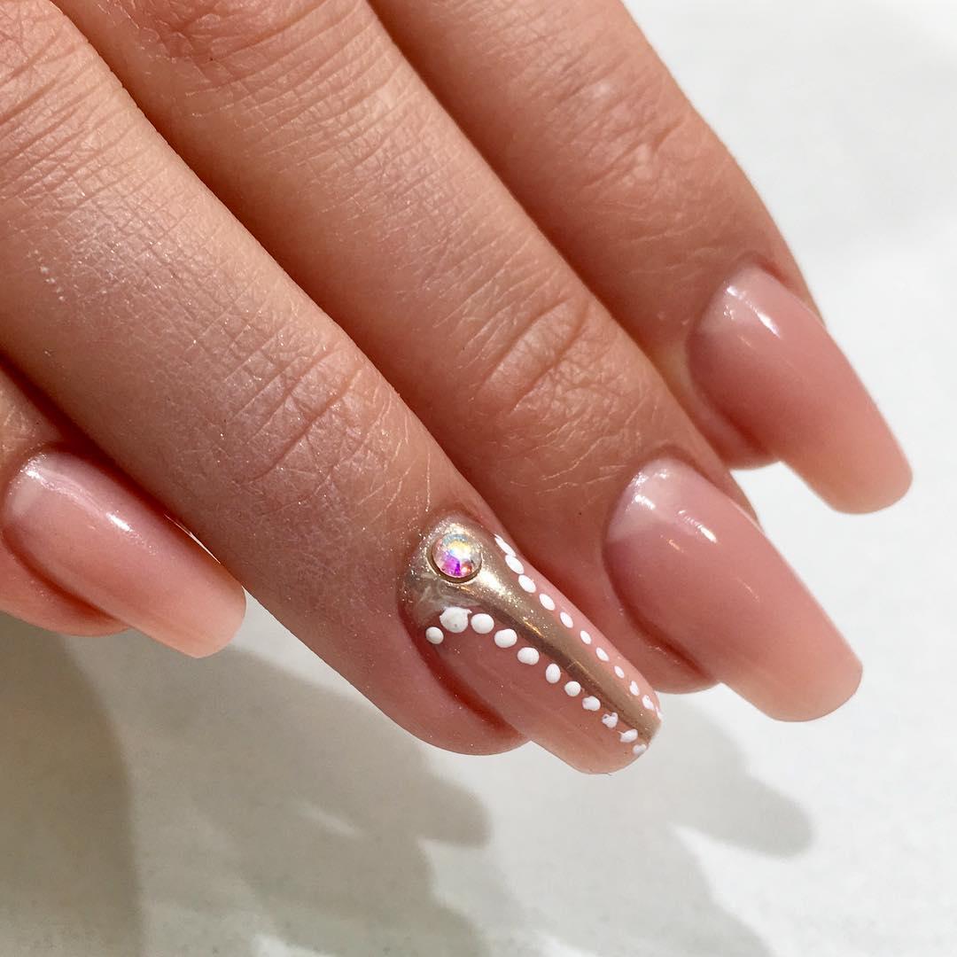 best acrylic nails near me photo - 2